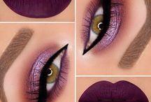 Purple Makeup Inspiration