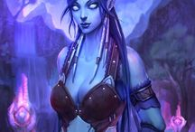 DRAENEI • Female