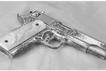 Beautiful Guns / by Finlay Lowe