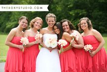 Bridesmaids dresses / by Christa Conley