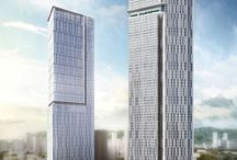 Yüksel katlı binalar