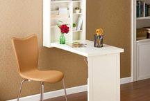 meuble bureau compact
