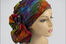 Chemo Scarves / Beautiful Scarves from $26.00-$59.00 / by Comfort Caps