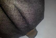 mens brown wool cap / Pánská volnočasová bekovka z vlněné látky, hnědá