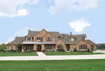 House Plan Ideas / by Tanya Carr