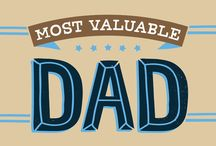 Father's Day / Find everything you need to give dad the kind of day he deserves. DIY and Father's Day craft ideas for kids, gifts, quotes, and recipes to make him feel like a king.  / by Hallmark