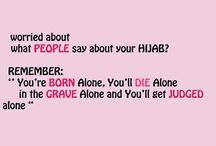 !deas - Hijab / Hijab Quotes ONLY please!!!!!