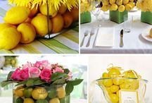 Parties - decor & ambience