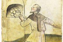medieval bakery