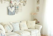 ..my cottage.. / country cottage#white#vintage#interior#decoration#furnishing