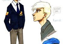Anime Boys and Girls