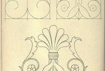 элементы орнамента
