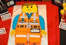 Lego Movie Party Ideas