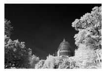 by Mark Alan Andre / Infrared photos of Washington, DC by Mark Alan Andre