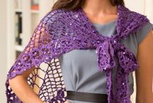 Crochet - I LOVE crocheting! I simply don't do it enough anymore . . .