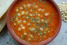 damotesli buğday çorbası