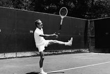 Vintage Style / Tennis fashion from back in the day