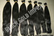Bulk Remy Hair / We are offering Bulk Human Hair at most reduced costs through online from India. Check this board to know more Products!