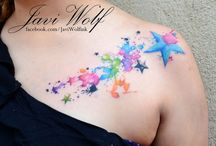 Tattoos / by It's A Mommy's World
