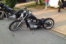 honda 1100 custom