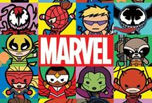 Marvel illustrations