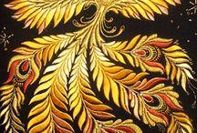 Design - Peacocks