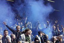 EVERTON / The blue boys
