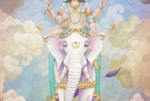 Indra god hindus