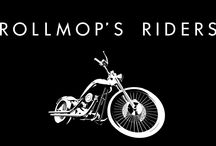 ROLLMOP'S RIDERS / Photo de mes motos du temps des Rolmop's riders.