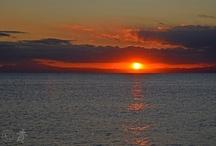 Sunset-夕焼け-