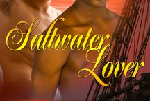 Saltwater Lover / M/M Interracial Historical Romance published by Liquid Silver Books