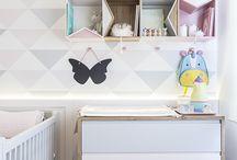 Quartos para bebês • Bedrooms for babies