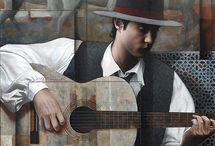 Art musicians / by Agnes Millstone