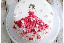 tort dla kobiety