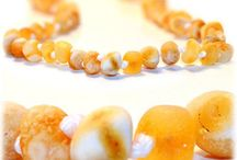 Top Sellers | Baltic Amber / Baltic amber contains analgesic properties and helps take the edge off of many types of discomfort associated with dental issues, headaches, joint pain, etc.