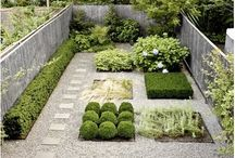 Dream Home - Outdoor space / For those parties I dream about, for those lazy days spent watching flowers bloom