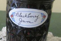 Jams and jellies / by Aurelia Green