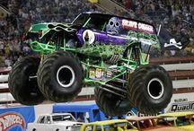 Monsters trucks / Très belles photos de gros camions.