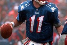 Drew Bledsoe / Drew Bledsoe is the football player who is NFL draft No.1 pick in 1993 when I started to play football!
