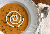 Recipes ~ Soup