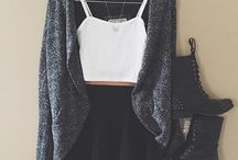 Outfit / Tumblr outfit ideas.