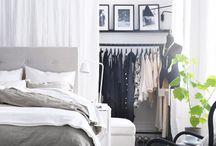 Sovrum idéer diy garderob