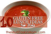Recipes-Gluten Free