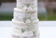 wedding cakes / ideas / by Jennifer Schiess