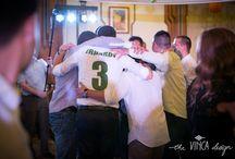 Focis esküvők - Football themed Weddings