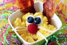 Easter 2014 / Easter Bday Brunch ideas / by Nix