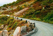 Road trip around Europe