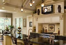 Kitchen Ideas / by Rhonda Pickard
