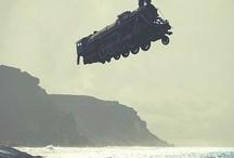 trains, planes, & autocars / by Mitzi James