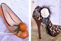 Mostly Shoes / Mostly shoes - did you say shoes? / by Sally Jardon
